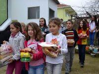 Minik Öğrencilerden Suriyeye Yardım