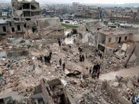 Esed Halep'e Tekrar Scud Attı (VİDEO)