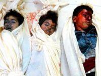 Suriyede 15 Bin Çocuk Hayatını Kaybetti
