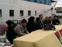 Mavi Marmara Ailelerinden Arınç'a Tepki