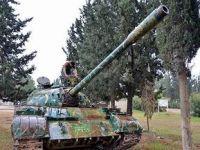 Esed'i Kendi Tanklarıyla Vuracaklar