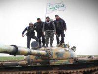 """Ahraruş Şamdan """"İslam Devleti"""" Açıklaması"""