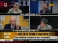 """Bıçak Sırtı'nda """"İlk Meclis"""" Konuşuldu (VİDEO)"""