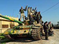 Direnişçiler Suriye'de 100 Rejim Askerini Öldürdü