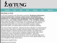 Zaytung'dan Ukalalık ve Irkçı Pişkinlik