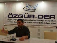 """Vanda """"İslami Mücadele Fıkhı"""" Semineri"""