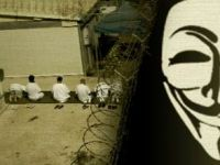 Anonymous'tan Guantanamo'yla Dayanışma