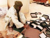 Fransızlar Mali'de Tarihi Yok Etti