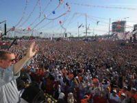 AK Parti'nin Hafta Sonu Mitingleri Tartışılıyor