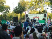 Grup Yürüyüş, Kudüs ve Şehitlerimiz İçin Söyleyecek