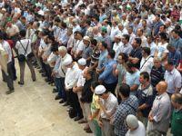 Bursada Mısır İçin Gıyabi Cenaze Namazı
