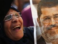 Mursi Mısırın Meşru Cumhurbaşkanıdır