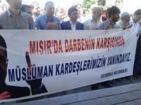 Erzurumda Mısır İçin Gıyabi Cenaze Namazı