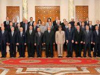 Mısır Cuntasının Kabinesi Salyangoz Kabinesi