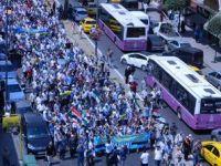 Binlerce Kişi Fatih'te Mısır'daki Katliamı Protesto Etti