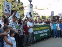Adeviyye Katliamı Kocaelinde Protesto Edildi