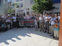Mısırdaki Katliam Yalovada Protesto Edildi
