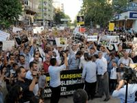 Mısır'daki Katliam Diyarbakır'da Lanetlendi