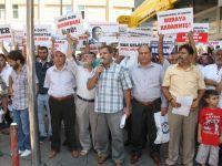 Adanalı STK'lardan Cunta Katliamına Protesto