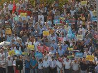 Gebze'de Mısırdaki Katliam Lanetlendi