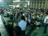 Sakarya Kent Meydanında Mısır Eylemi