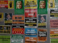 Antalyada Mısırla Dayanışma Gecesi Sürüyor