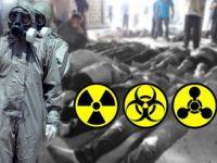 Suriye'de Kimyasal Saldırı İzi