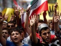 İmam Hatipliler Mısır ve Suriye İçin Yürüdü