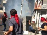 Gösterilerde 22'si Polis, 98 Kişi Yaralandı