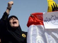 """Mısır'da """"Şehitlerin Kanına Vefa"""" Gösterileri (FOTO)"""