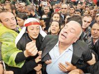 DHKP-C'li Gencin Cenazesinde Gerginlik