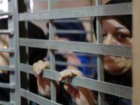 Filistinli Bayan Esir Sayısı 14'e Çıktı!