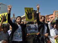 100. Gününde Mısır Cuntası Diyarbakır'da Lanetlendi
