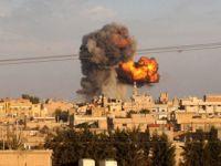Halep'te Vakum Bombalı Saldırı: 20 Ölü
