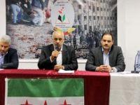 Özgür Suriye Akademisyenler Birliği Kuruldu