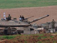 İsrail, Gazze'ye Saldırdı: 4 Şehit