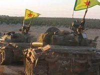 Afrin'de PYD Güçlerine Esed Tankları Destek Veriyor
