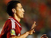"""""""Rabia"""" İşareti Yapan Futbolcuya Spordan Men Cezası"""