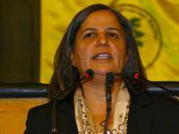 Diyarbakır Belediye Başkanı Gültan Kışanak Gözaltına Alındı