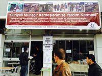 Çorum'da Suriye Halkı İçin Yardım Kermesi