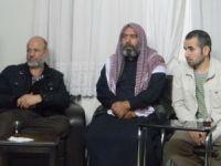 Haksöz-Haber Taziye İçin Abdulkadir Salih'in Evinde