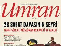 Umran Dergisi Aralık 2013 Sayısı Çıktı!