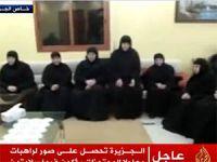 Muhaliflerden, Esed'in Rahibe İftirasına Yalanlama