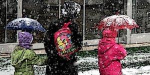 10 İlde Eğitime Kar Tatili