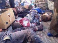 Suriye' de Ölü Sayısı 162 Bini Geçti