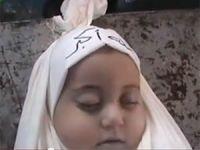 Duma'da Çocukları Katlettiler (VİDEO)