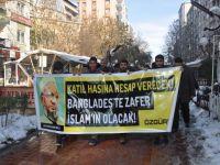 Diyarbakır'da Şehit Molla İçin Cenaze Namazı ve Yürüyüş
