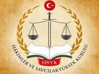 96 Hakim ve Savcının Görev Yeri Değişti