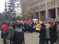 Ankara Adliyesi'nde 28 Şubat Açıklaması