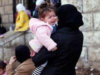 Şam'da Açlıktan Kedi Eti Yiyen Filistinli Aile Zehirlendi